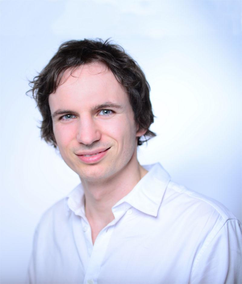 Jan Müller - Studierter Chiropraktor und Heilpraktiker